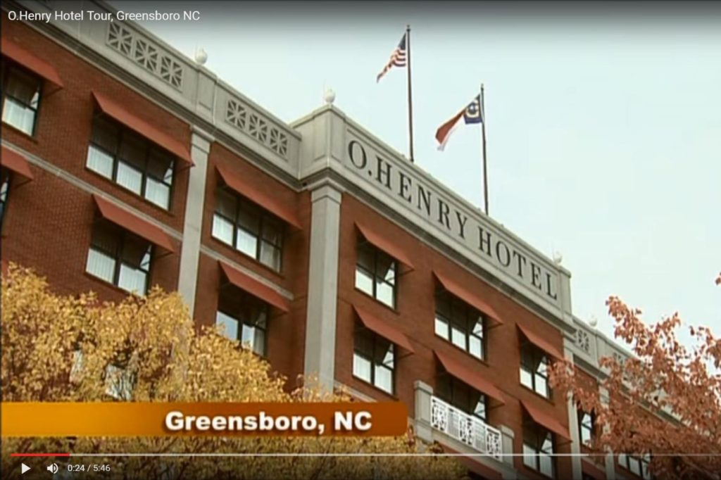 Videos of O.Henry Hotel in Greensboro, NC