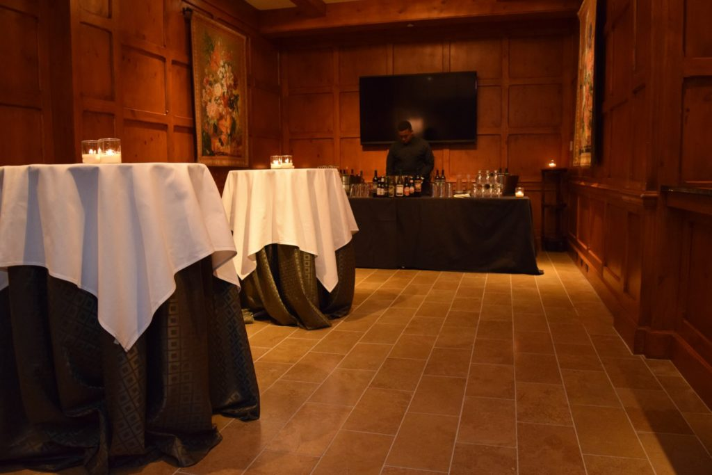 Events in Palmer Room at O.Henry Hotel