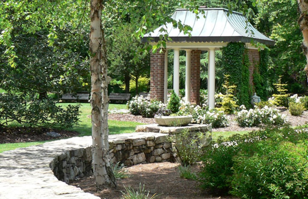 Gardens in Greensboro