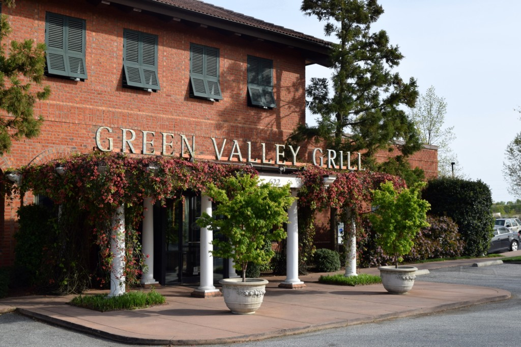 Green Valley Grill at O.Henry Hotel In Greensboro NC