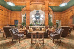 O.Henry Hotel Social Lobby in Greensboro, NC