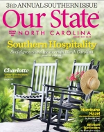 Our State Magazine Cover