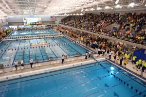 Photo of Greensboro Aquatics Center