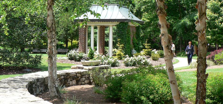 Tanger Bicentennial Garden NC