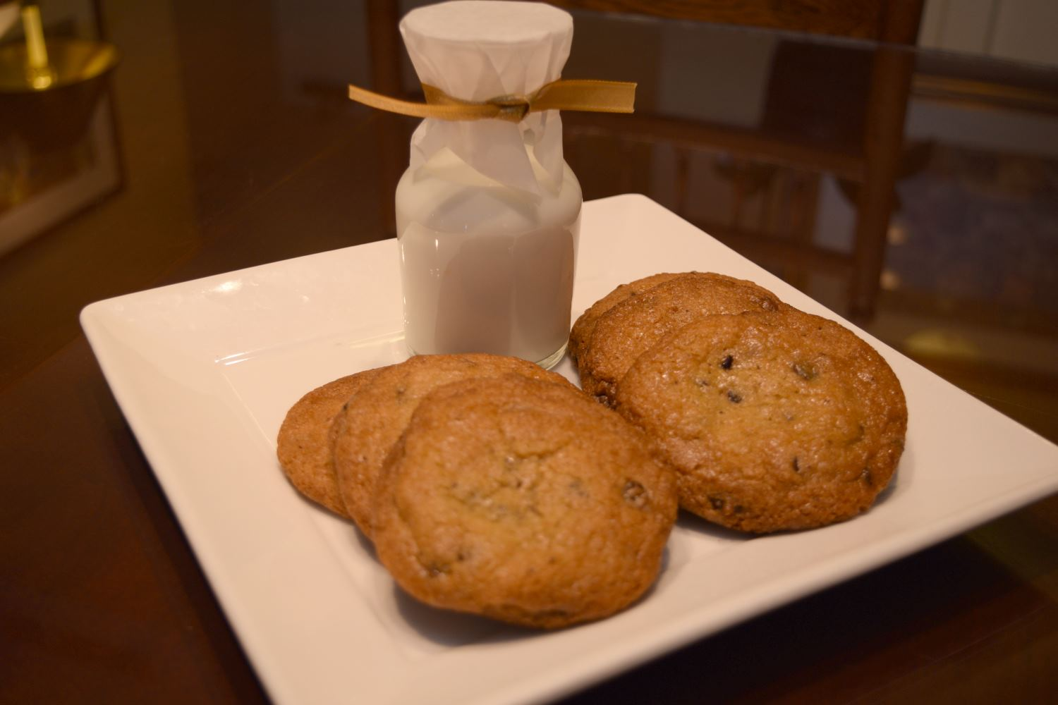Cookies and Milk Add-On Amenity at O.Henry Hotel in Greensboro, NC