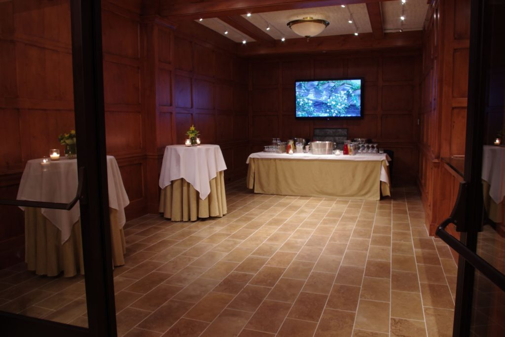 Palmer Room Event Space at O.Henry Hotel in Greensboro, NC
