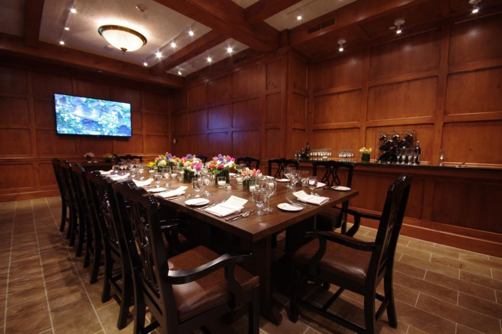Palmer Room Event Space at O.Henry Hotel