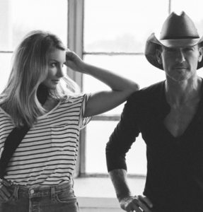 Tim McGraw and Faith Hill Concert at Greensboro Coliseum