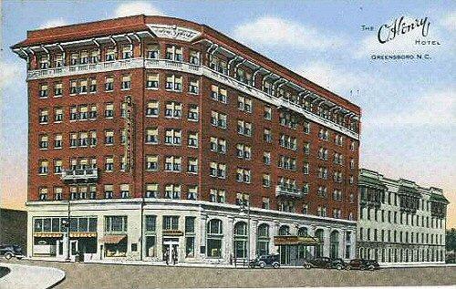 Original O.Henry Hotel