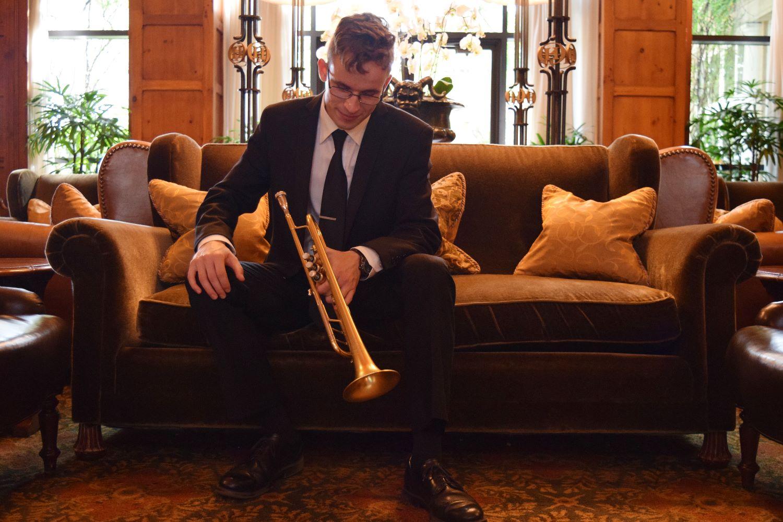 Ben Matlack Trumpet Player