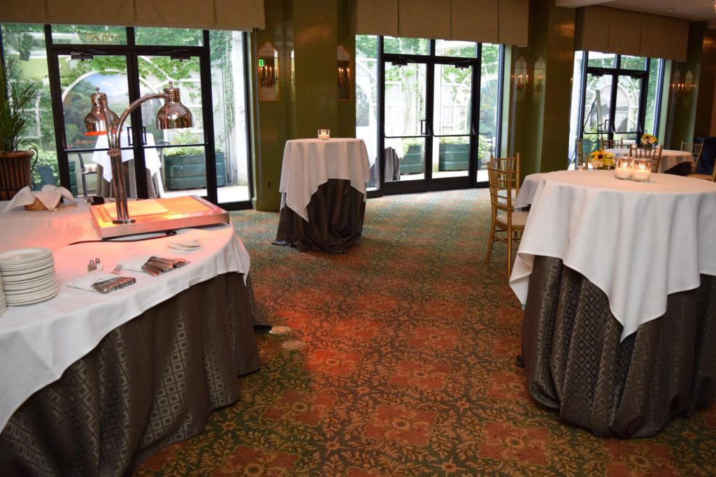 Bistro For Event in Hawkins Brown at O.Henry Hotel