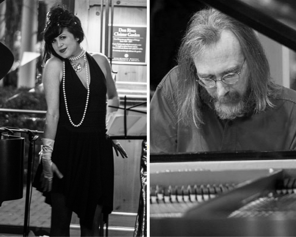 O.Henry Jazz Series December 31 Early Show featuring Jessica Mashburn and Dave Fox