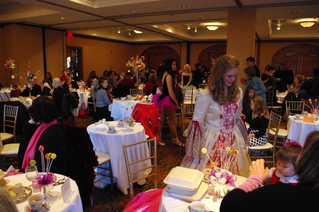 Holiday Nutcracker Tea at O.Henry Hotel