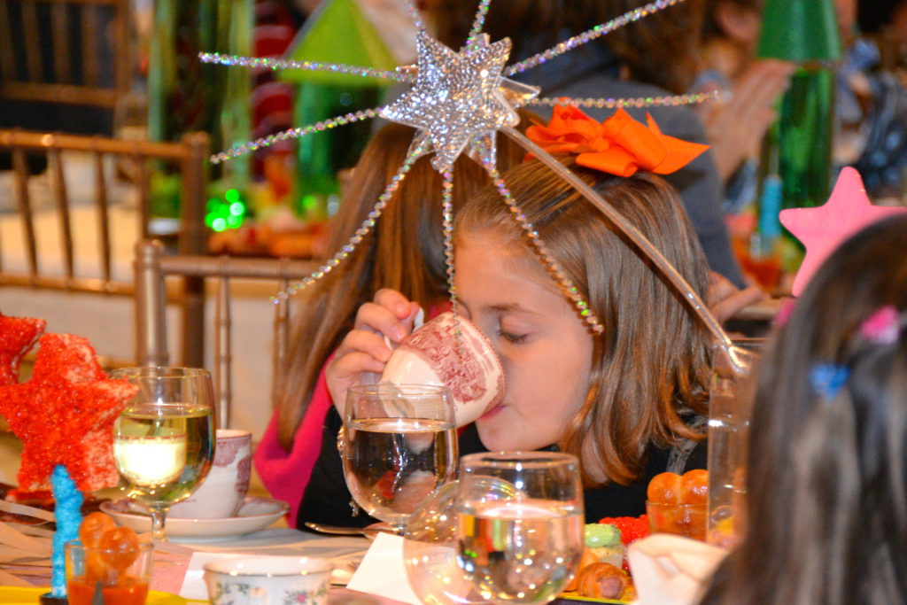 Guests enjoy O.Henry Hotel's Wizard of Oz Tea