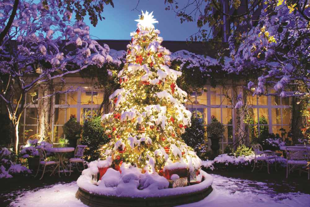 Is Christmas Eve A Holiday.O Henry Hotel Holidays In Greensboro And New Year S Eve