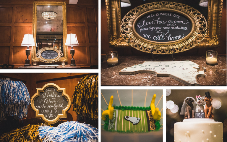 O.Henry Hotel Weddings - Andrea and Kevin North Carolina guest book