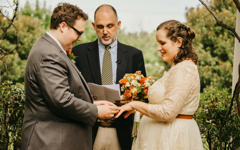 O.Henry Hotel Weddings - Emily and Robert 1