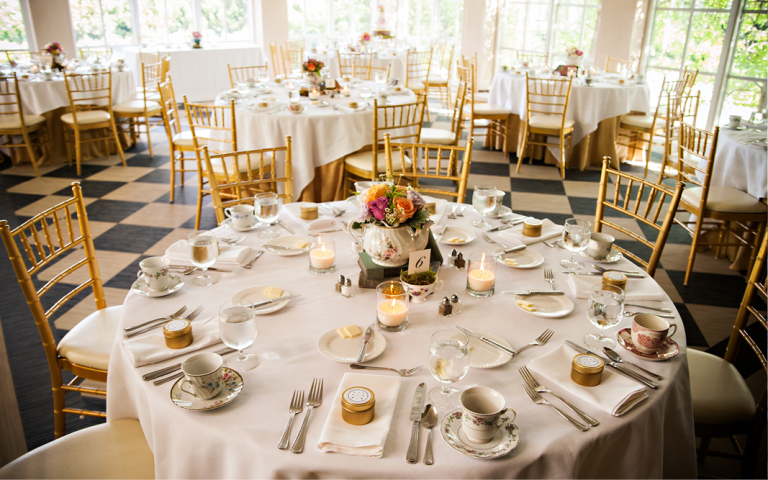 O.Henry Hotel Weddings - Morgan and Drew wedding decor
