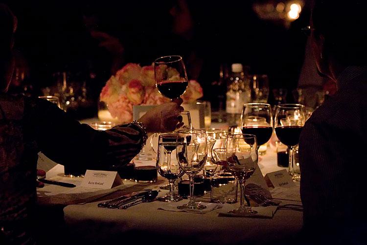 Green Valley Grill Gaja Wine Dinner