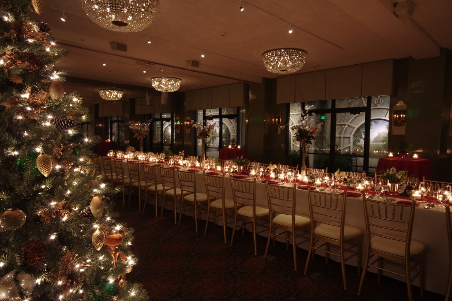 O.Henry Hotel Holiday Party