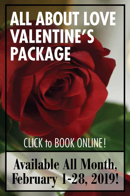 All About Love Valentine's Package