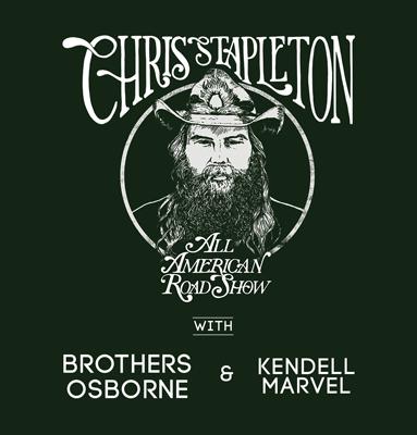 Christ Stapleton Concert