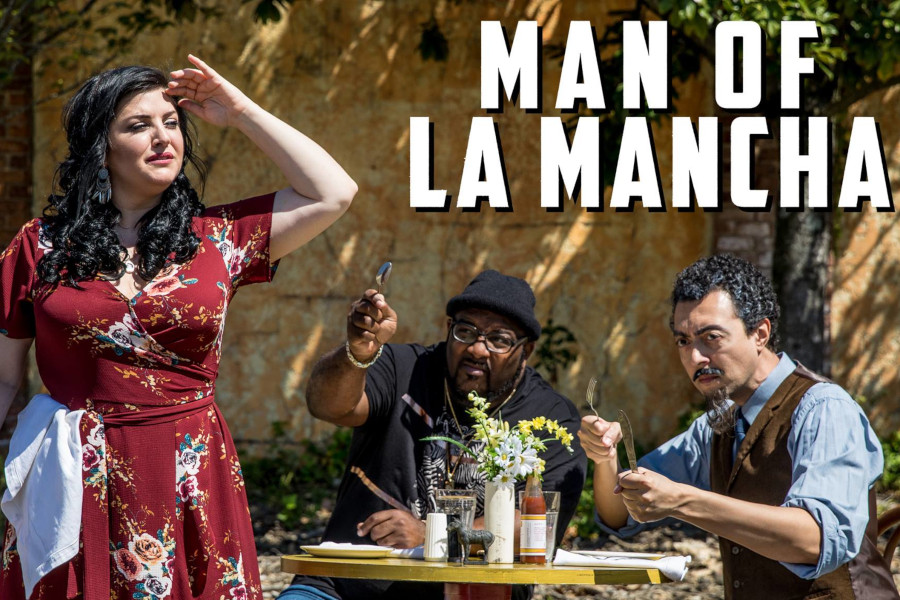 Man of La Mancha Triad Stage Package at O.Henry Hotel
