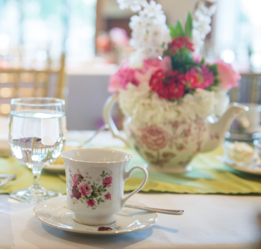 O.Henry Downton Tea