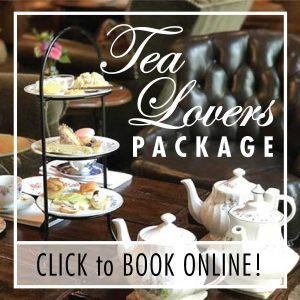 O.Henry Hotel Tea Lovers Package Book Online